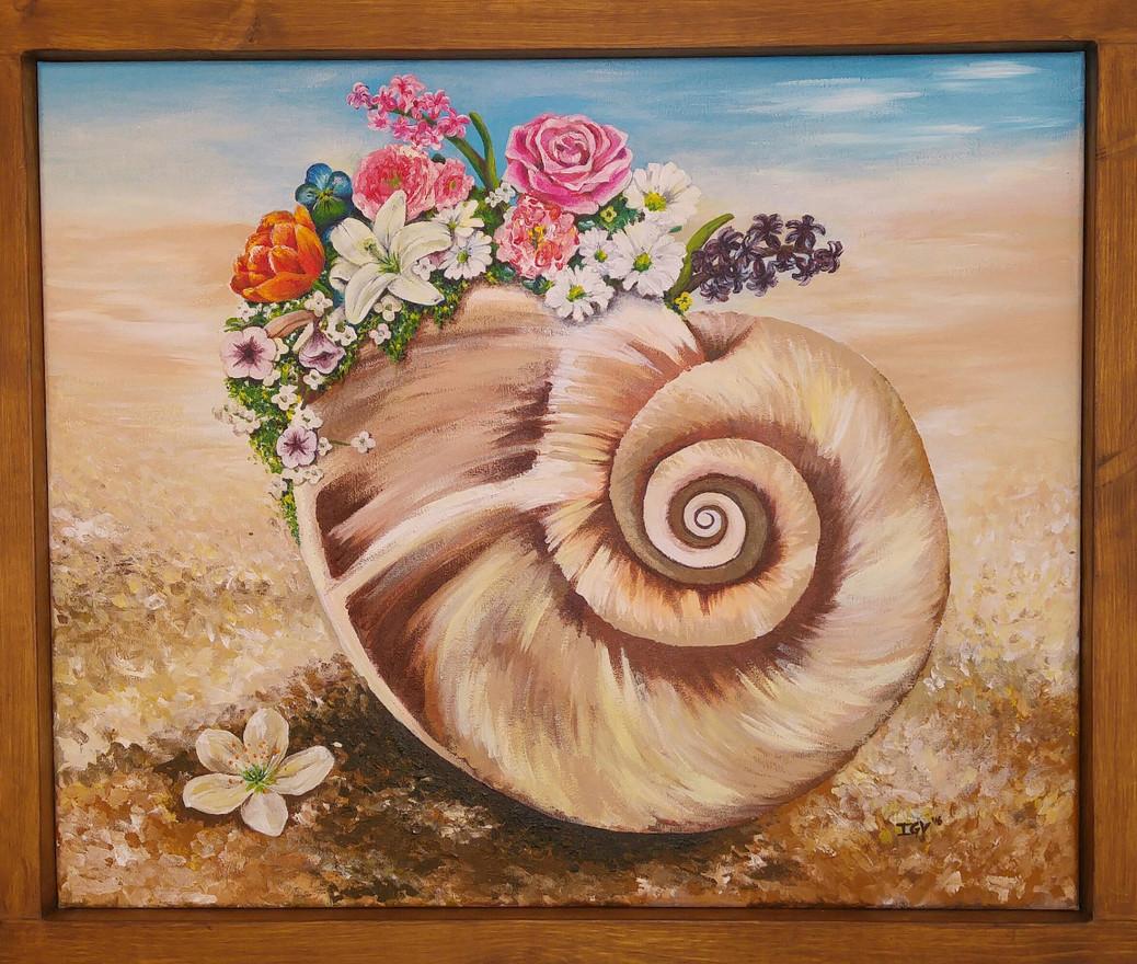 Concha y Flores