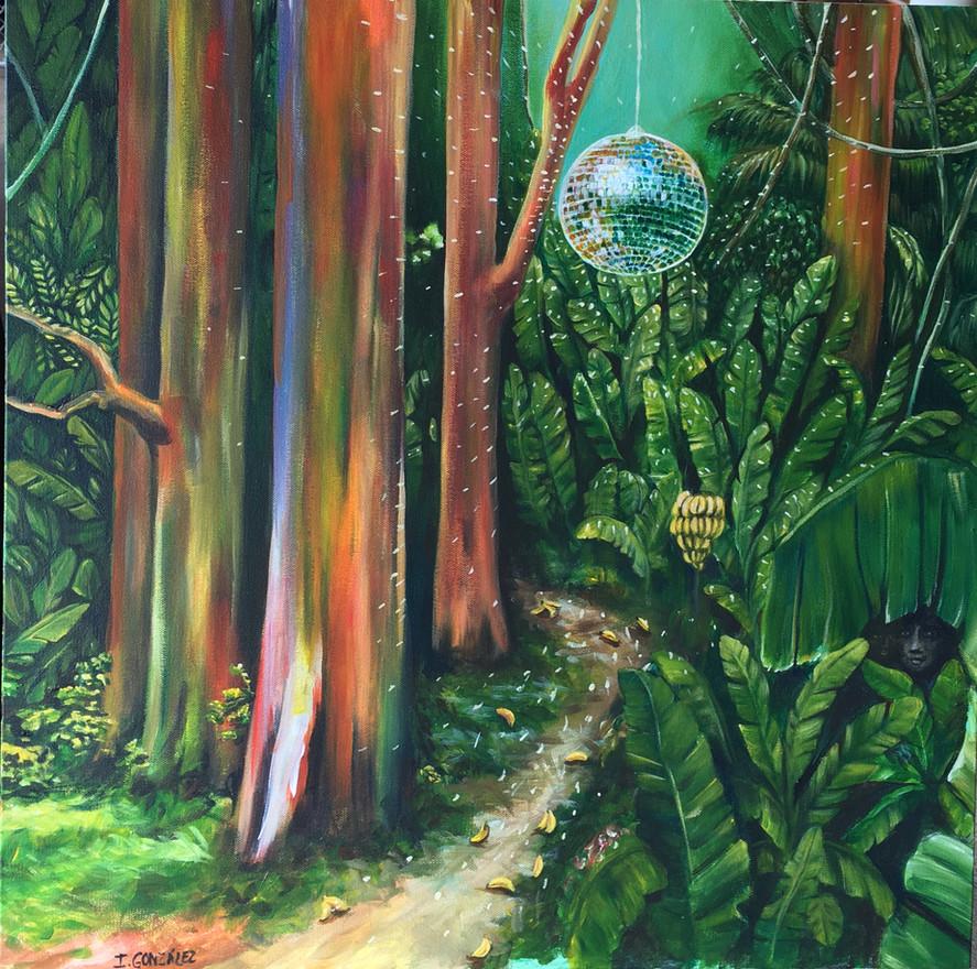 Dancing Jungle