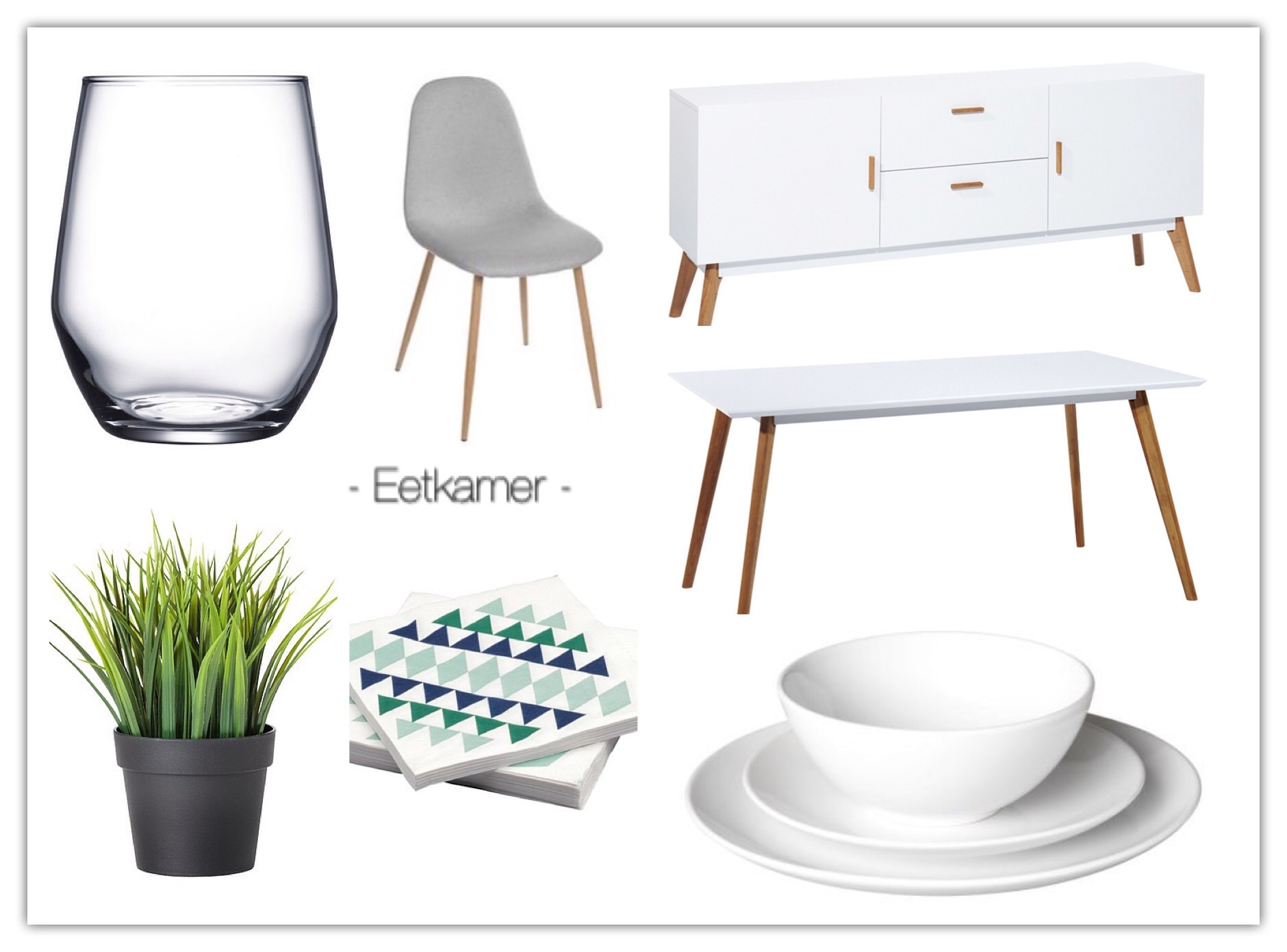 eetkamer homestaging EmNi