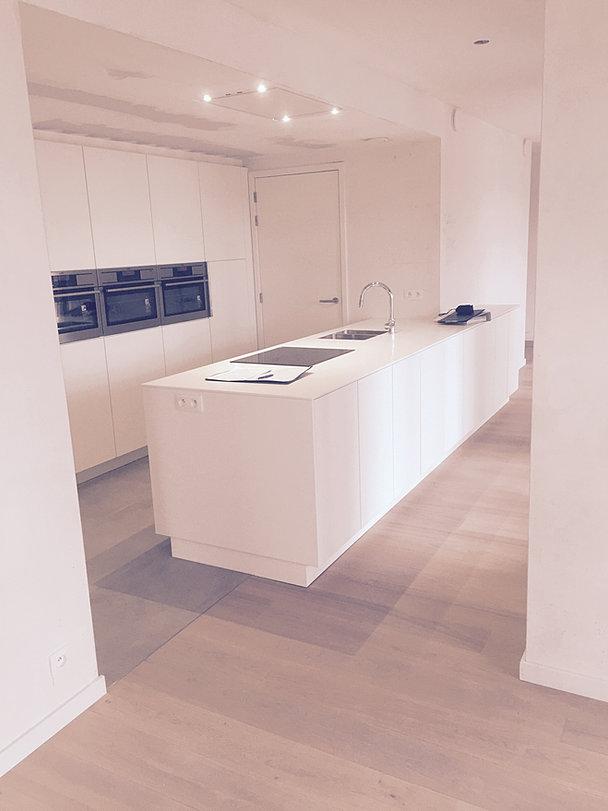 Ni co bvba interieur vormgeving - D co keuken ...