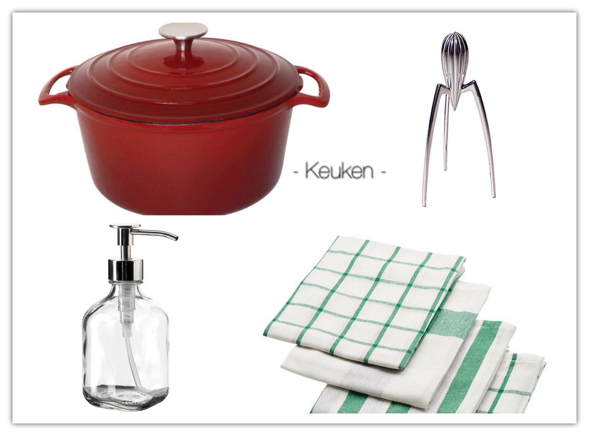 modern keuken homestaging EmNi