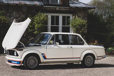 BMW '74 2002 Turbo