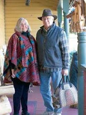 Dennis and Donna Sharp, Moose Crossing, Shokan, NY.