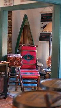 Moose Crossing home furnishings, Shokan, NY.