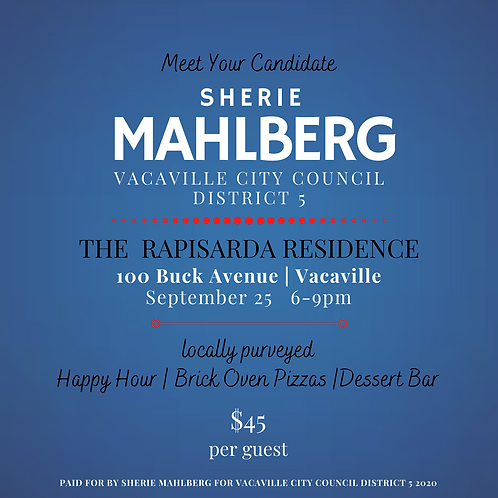 Meet Your Candidate Fundraiser