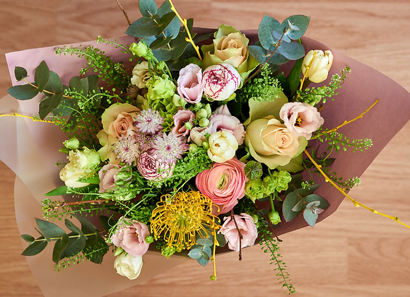 Three Sisters Bouquet