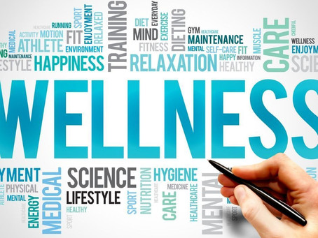 THE 7 ASPECTS OF WELLNESS AND HOW TO ACHIEVE IT.