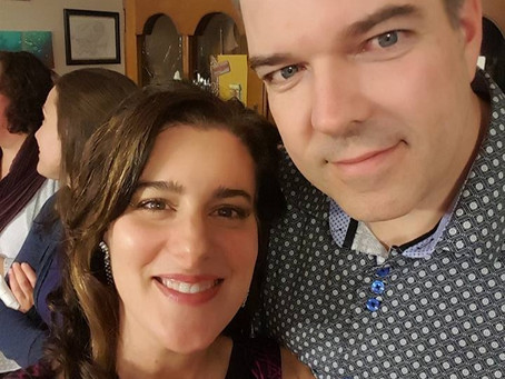 I love learning more about my spouse. – 20+ years.