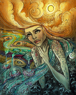 Whirlpool, Flourish and Disappear
