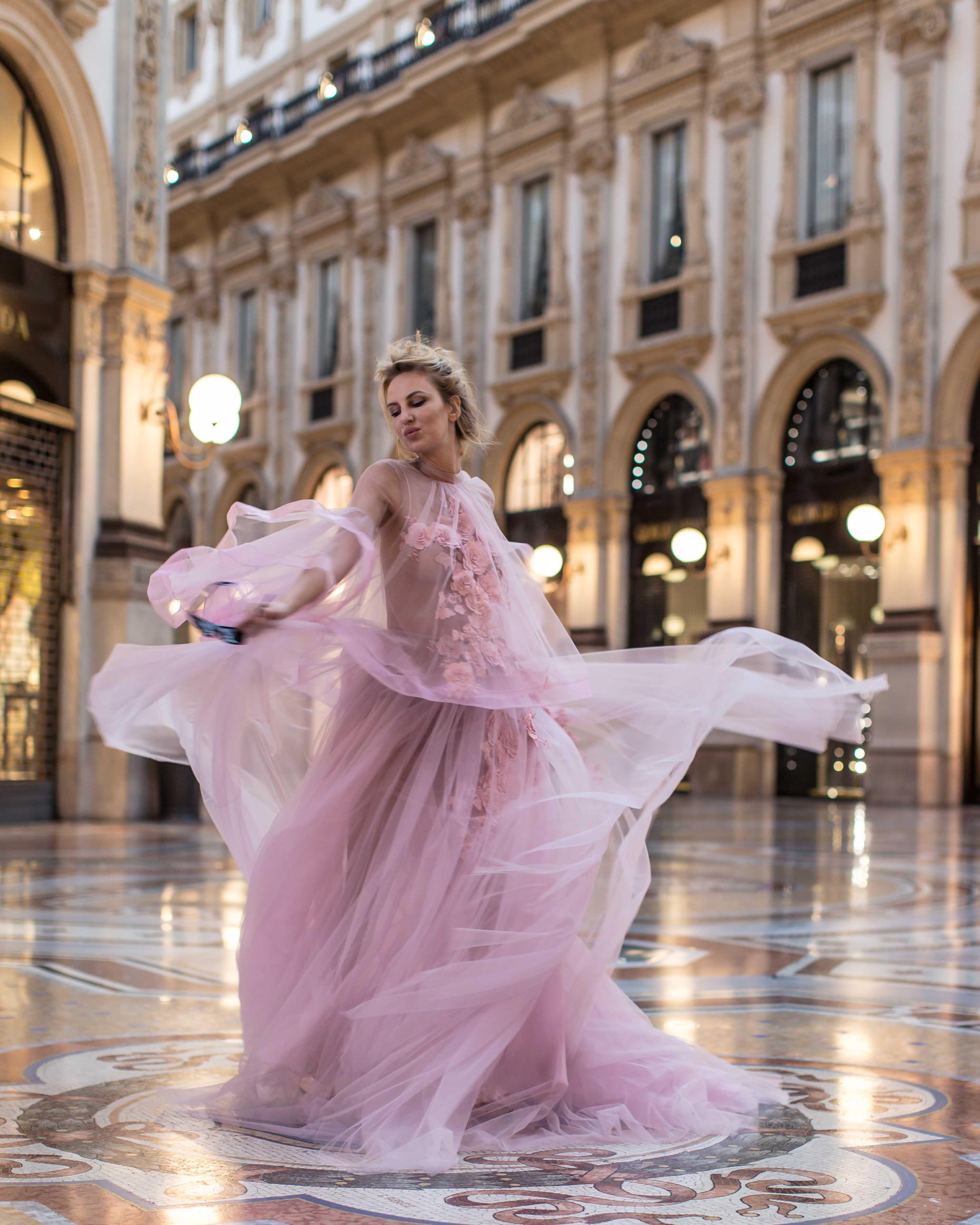 Agatha top, Pascale Skirt, Milano, I