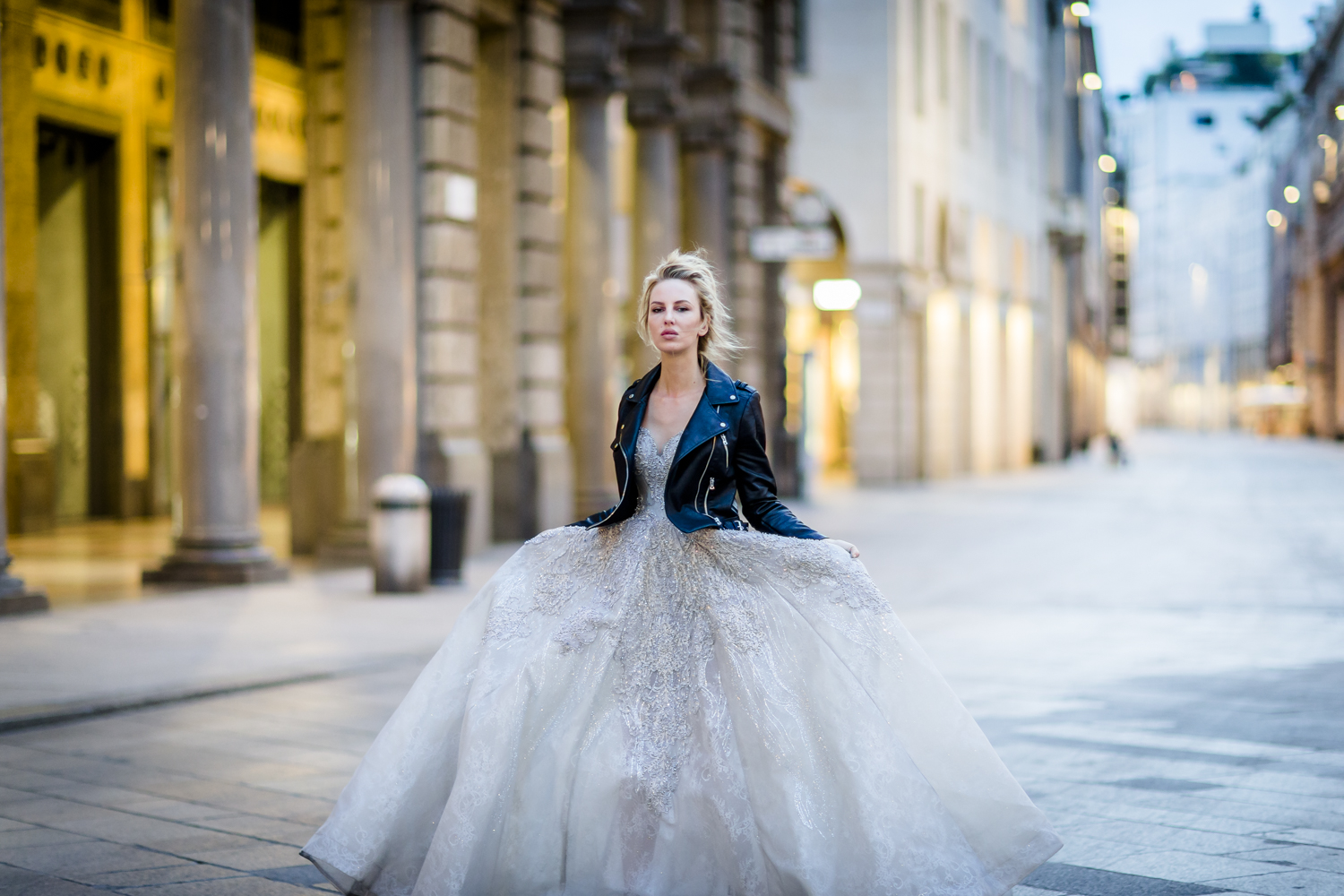 Empress Dress, Milano, Italy
