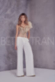 Interchangeable Betty Tran garments can be worn for all occasions