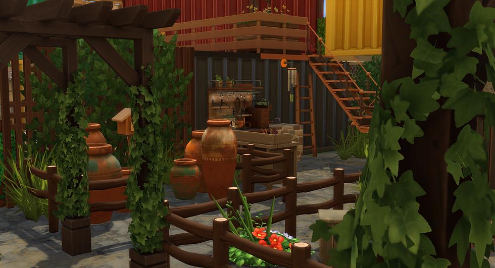 BrazenLotus Home Garden