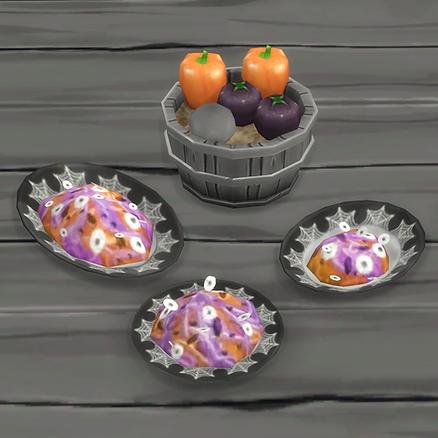matcha mochi baking recipe main