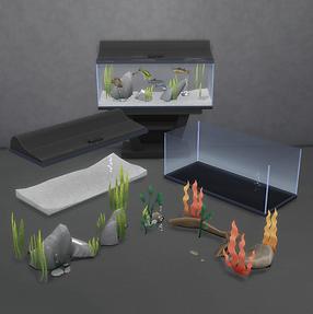 Retail Aquarium Set