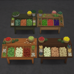 Retail Produce Stands