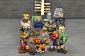 Storage Everywhere! Kitchen Clutter