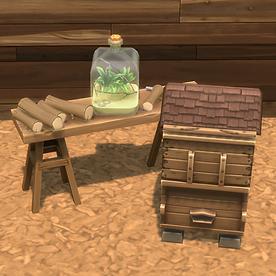 woodworking beebox
