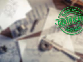 Nergy obté els Certificats de Classificació Empresarial