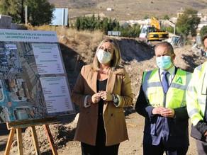 SPAL comienza las obras de ampliación del puente de la Puebla de Don Fadrique, Granada