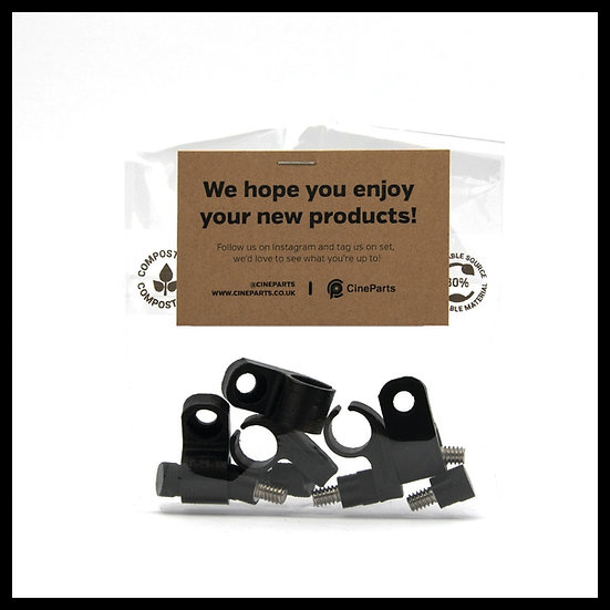 Screw Mount 13mm 5-Clamp Package