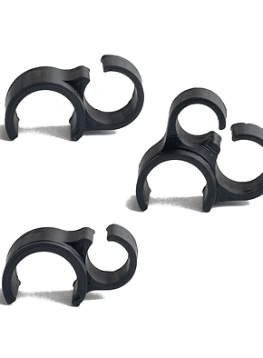 15mm Rod Mount Clamp Package