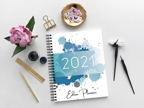 2021 Eden+ Planner Download