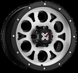 DX4  TUFF  - Matte Black Machined