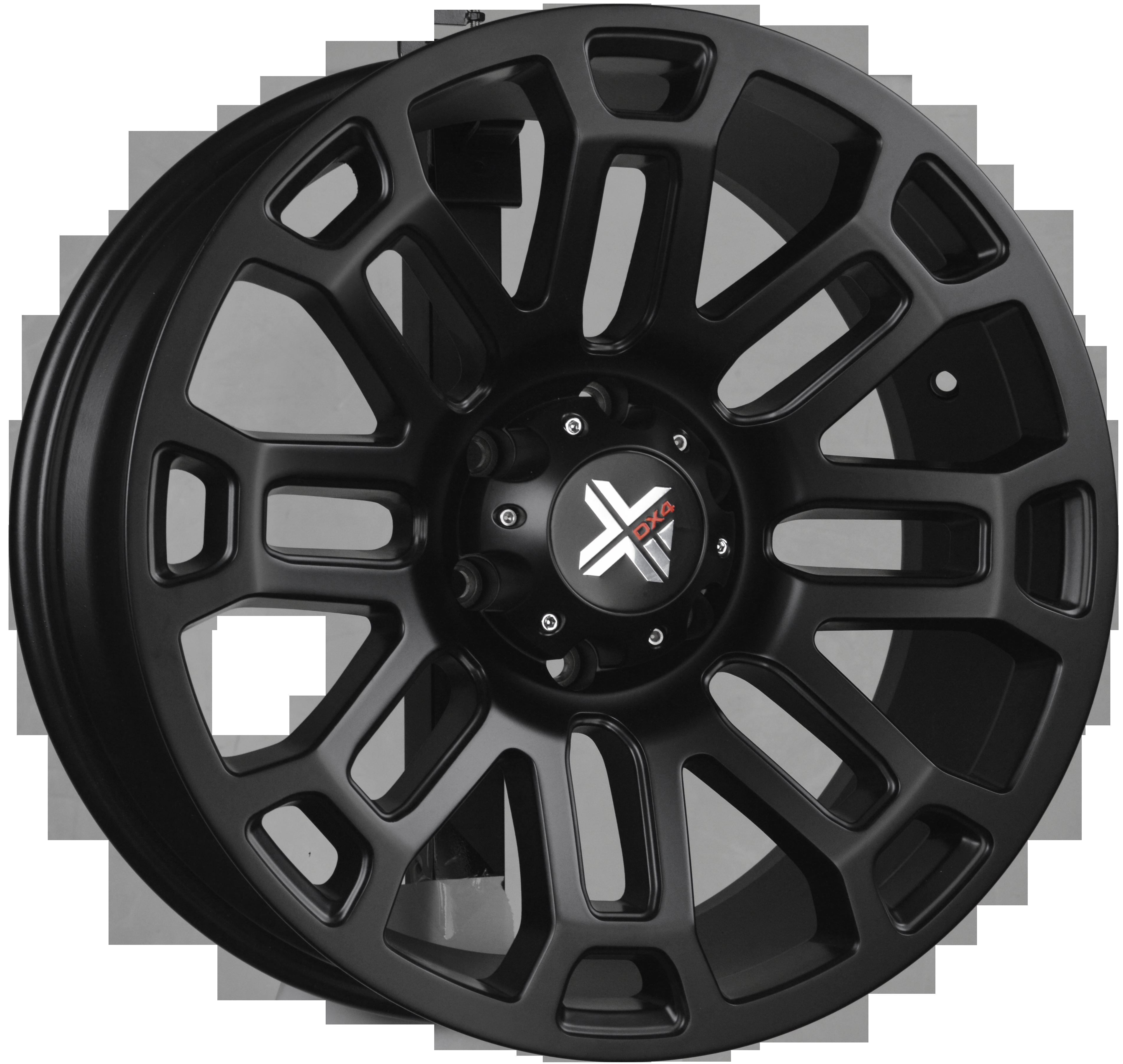 DX4 BOOST - Flat Black