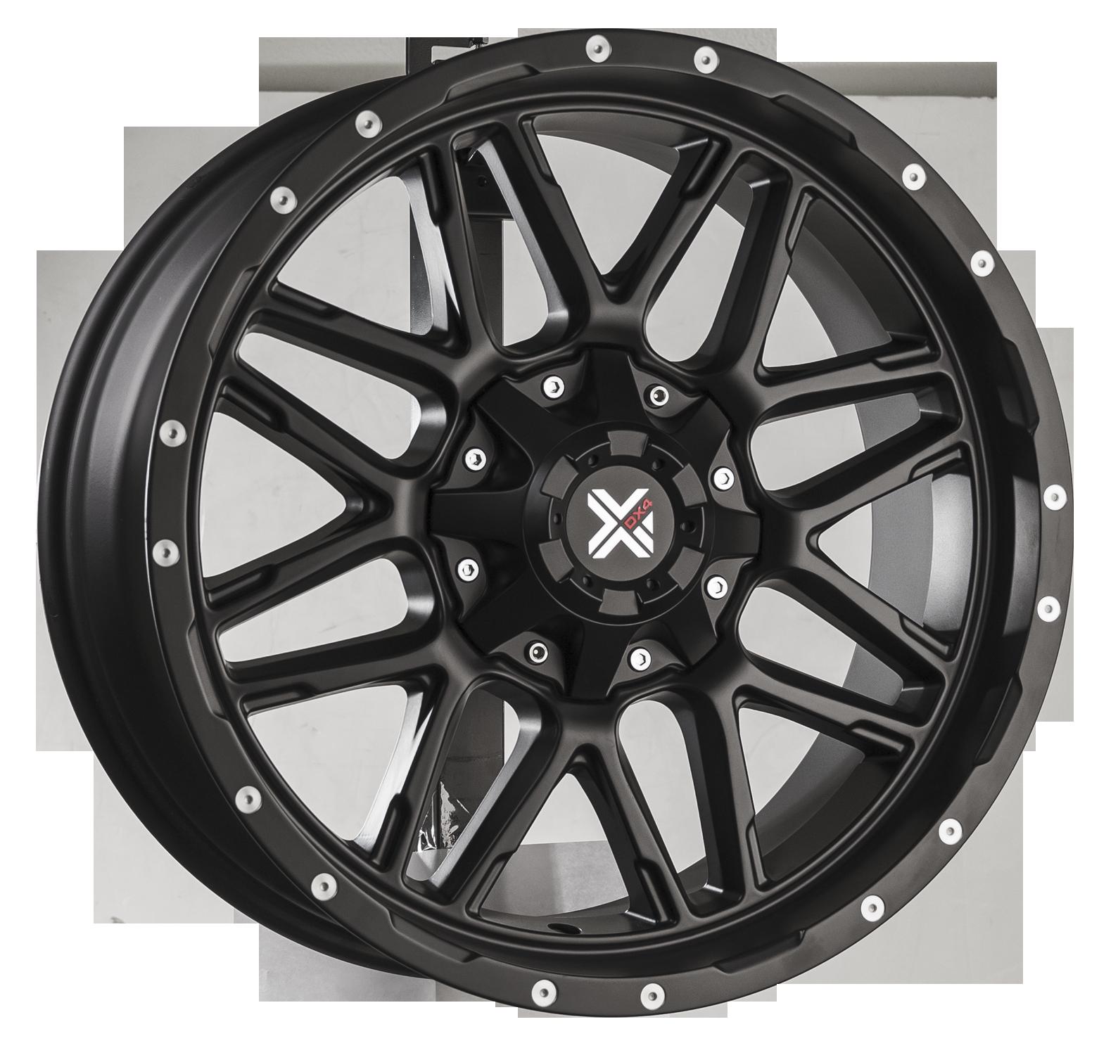 DX4 VIBE -  Flat Black
