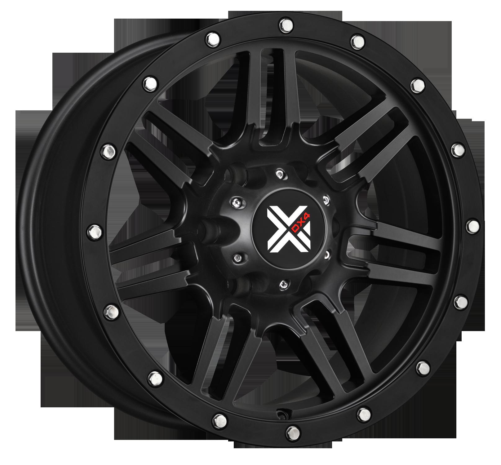 DX4  7S  - Matte Black