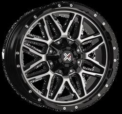 DX4 VIBE - Gloss Black Machined