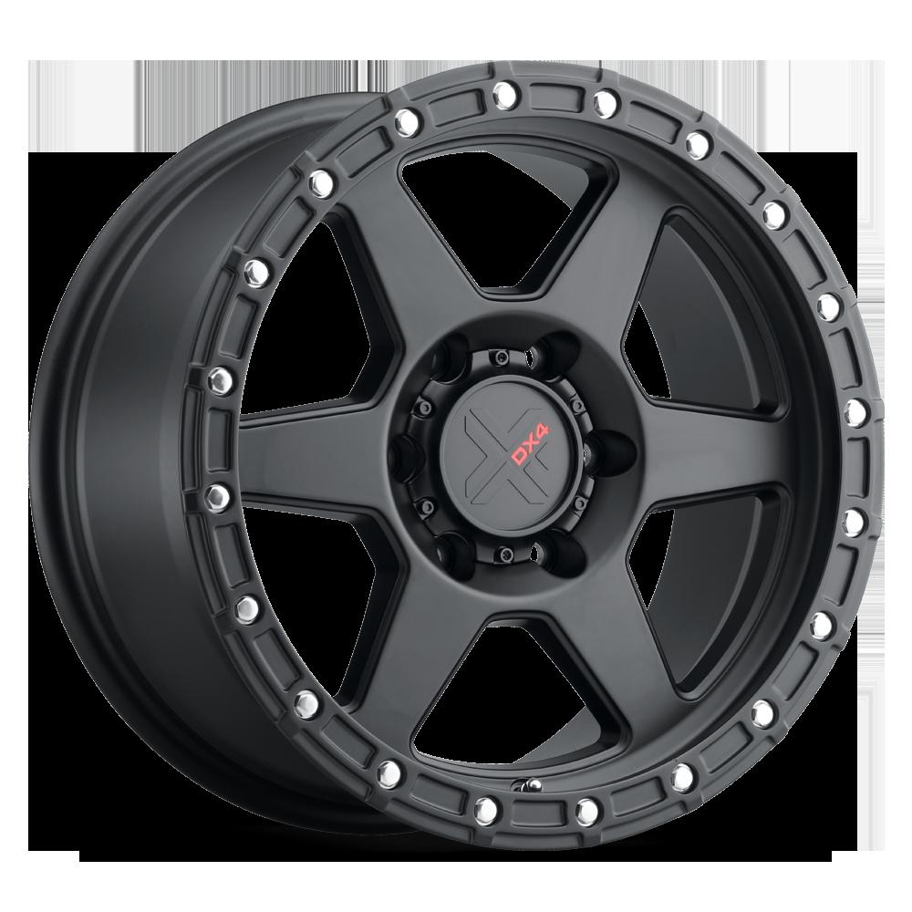 DX4 RECON - Flat Black
