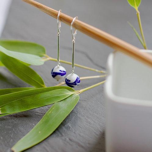 Boucles d'oreilles 'Asia'