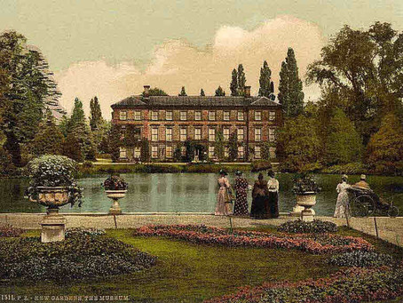 Kew Royal Botanic Report
