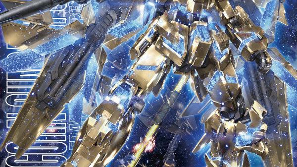 MG 1/100 Unicorn Gundam 03 Phenex
