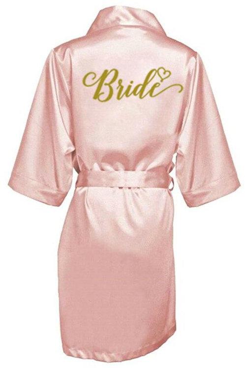 Braut Robe