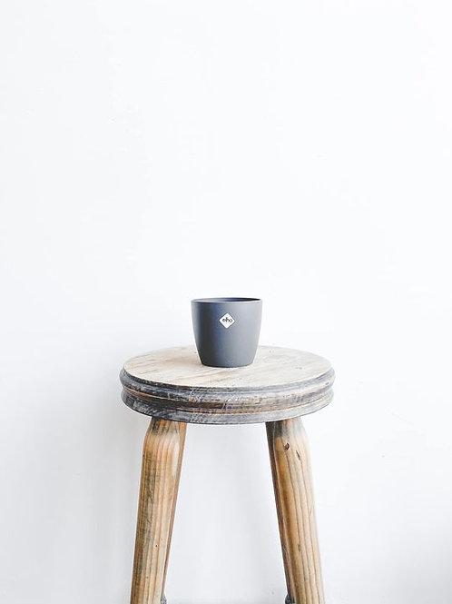 elho Brussels Mini Pot - Anthracite