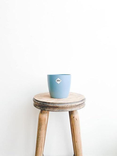 elho Brussels Pot - Vintage Blue
