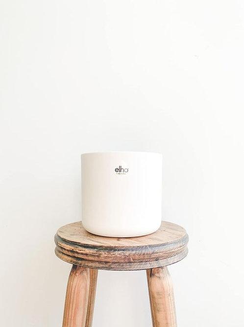 elho b.for Soft Round Pot - White