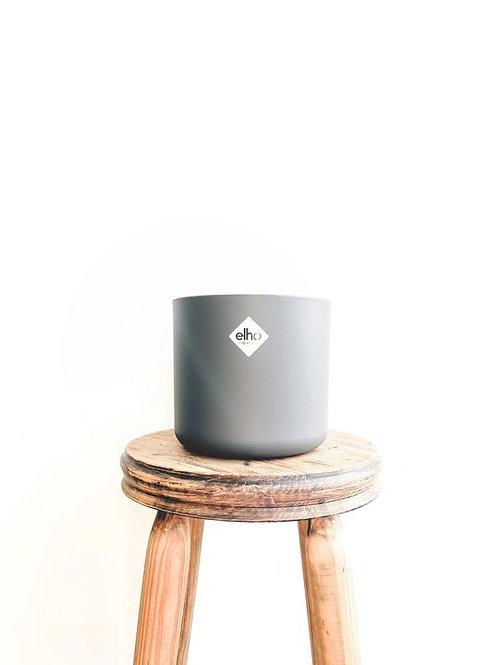 elho b.for Soft Round Pot - Anthracite