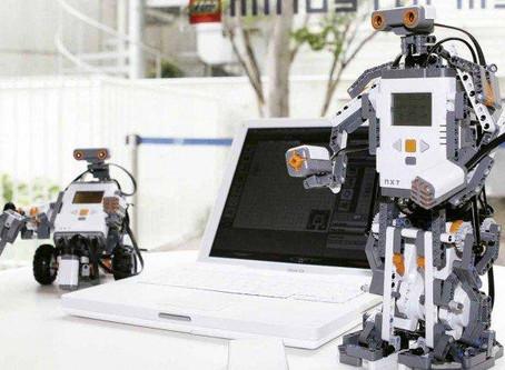 Você tem robôs na sua empresa?