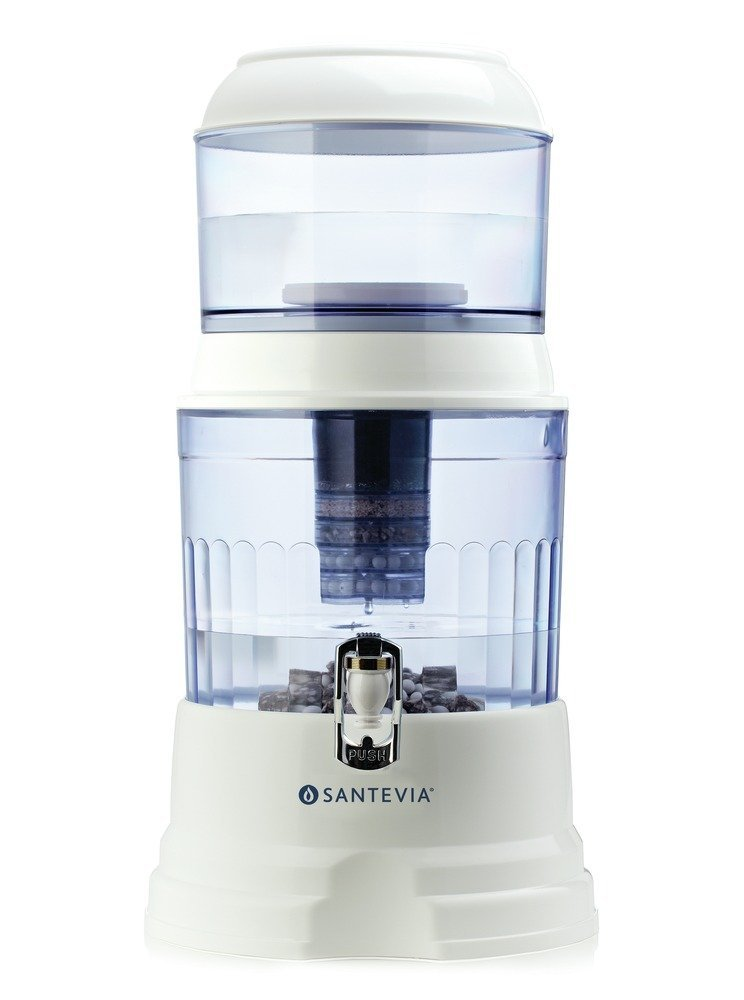 Santevia Water Filter deal Vancouver doctor recommended