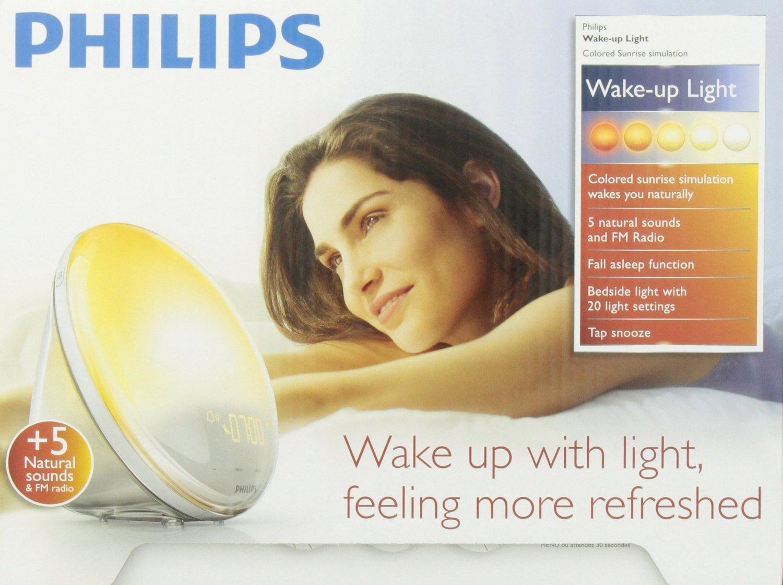 Light sunrise alarm phillips deal health