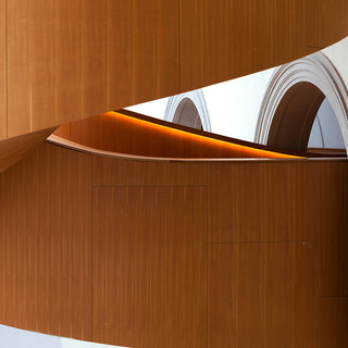 Staircase in the Art Gallery of Ontario