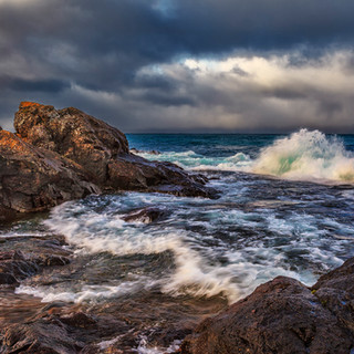 Approaching Storm, Lake Superior