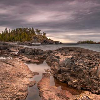 Lake Superior Tranquility