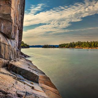 Agawa Rock