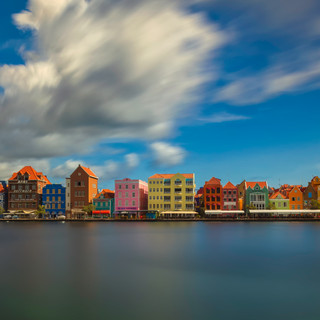 Willemstad, Curacao waterfront