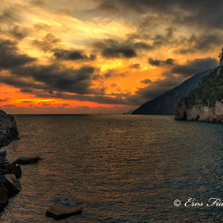 Porto Venere Sunset